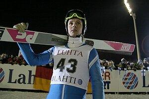 Матти Нюканен